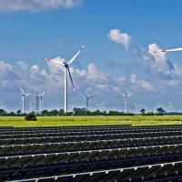 风能-太阳能-储能混合系统提供比新建煤电厂低廉的电力