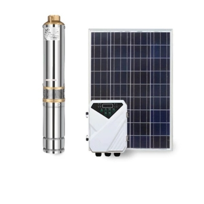 4 INCH SOLAR PUMP WITH S/S IMPELLER