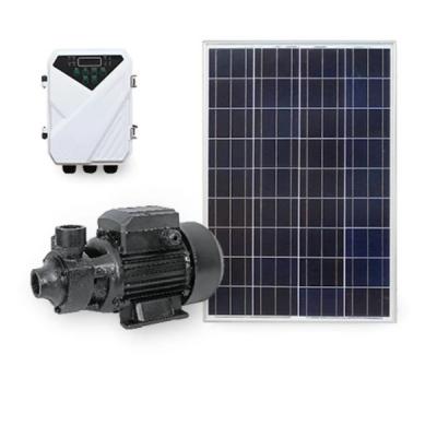 solar dc surface water pump