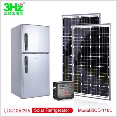 3Hz-BC118L 太阳能冰箱