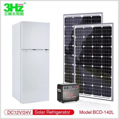 3Hz-BC142L 太阳能冰箱