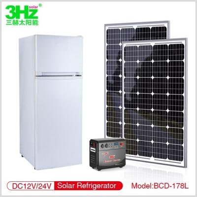 3Hz-BC178L 太阳能冰箱