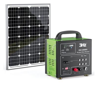 DC660WH直流太阳能供电系统