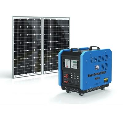 3Hz-H500 家用太阳能供电系统