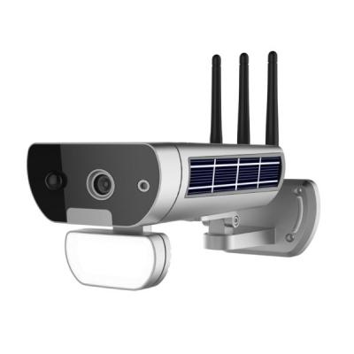 3Hz-Y2声光报警太阳能监控摄像机
