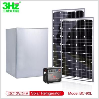 3Hz-BC90L Solar DC Refrigerator