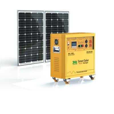 3Hz-H200 Home solar power system