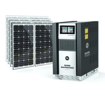 3Hz-H2000 Home solar power system