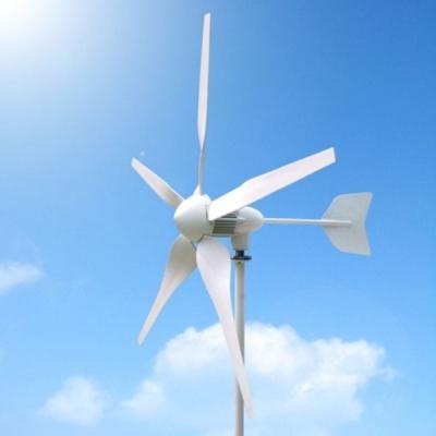 400W wind turbines