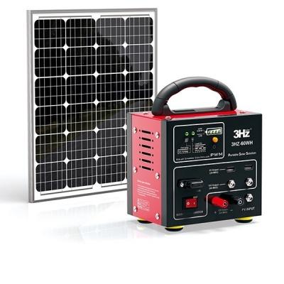 3Hz-H144 Home solar power system