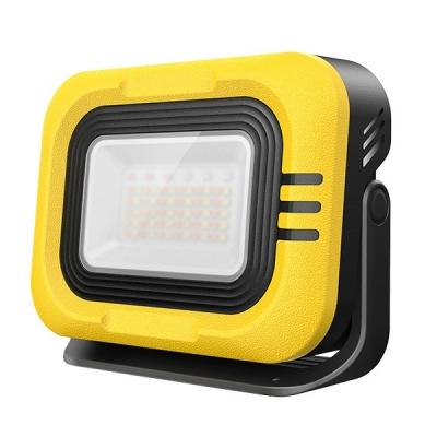 Solar LED Work Light Camping Lamp