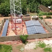 非洲提供离网太阳能+付费电视即付即用服务