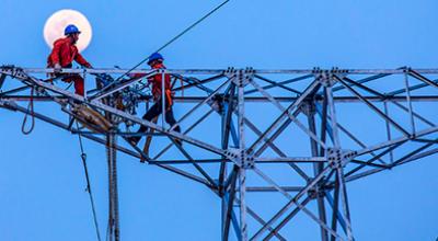 输电线路太阳能监控解决方案