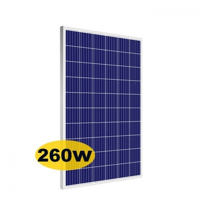 260W Poly Solar panels